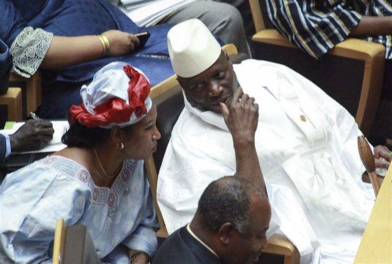 'Gambiase leider wil nu toch vertrekken'