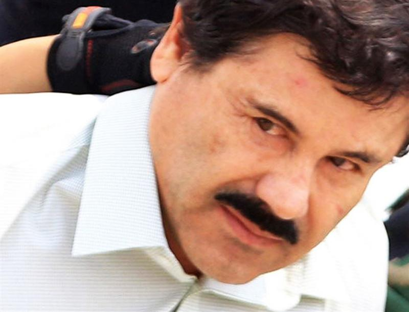 El Chapo zeventien keer aangeklaagd