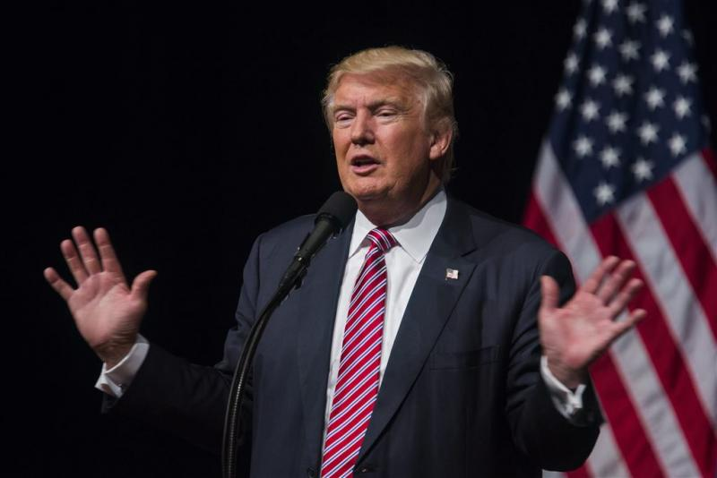 Speech Trump wordt persoonlijk en filosofisch