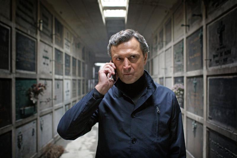 Brussel: Aleksandr Lazarev (Foto: KPN/Endemol)