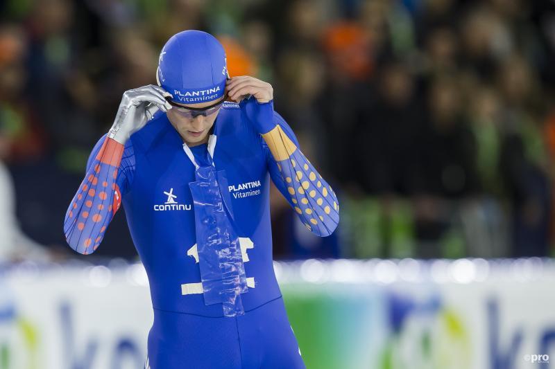 Ronald Mulder leidt NK sprint ondanks kapot pak (Foto: Pro Shots/Erik Pasman)