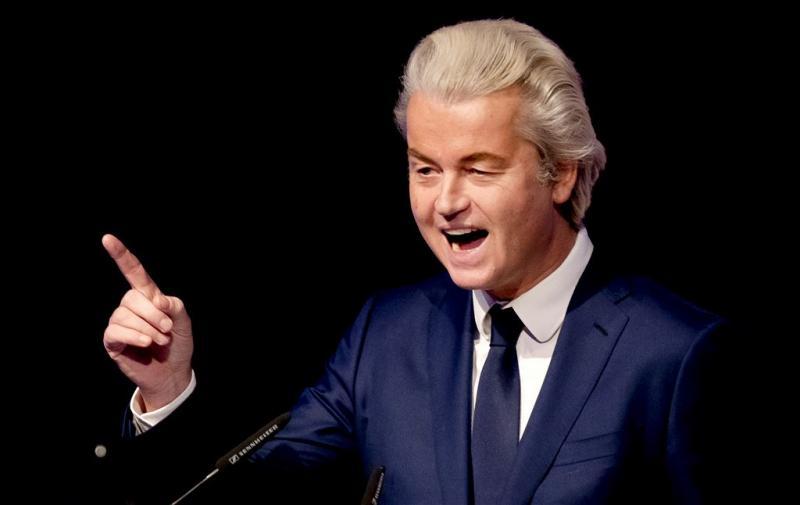 Wilders ziet 'patriottische lente' in Europa