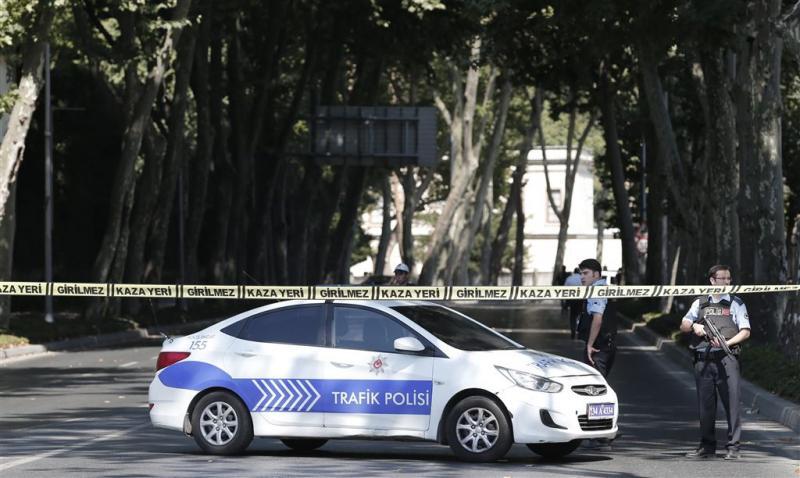 Raketaanvallen op autoriteiten in Istanbul