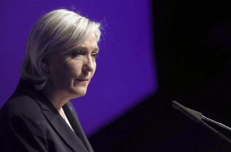 Marine Le Pen ziet 'einde van een wereld'