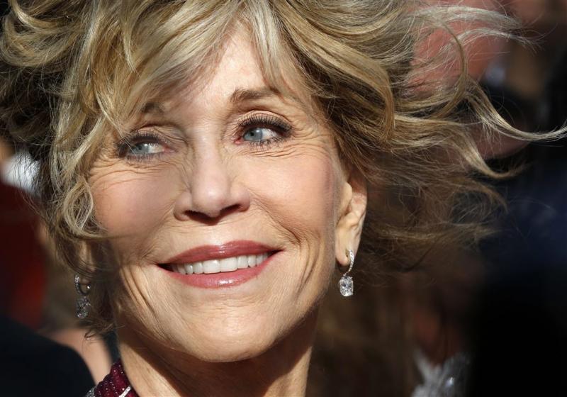 Jane Fonda weer vrijgezel