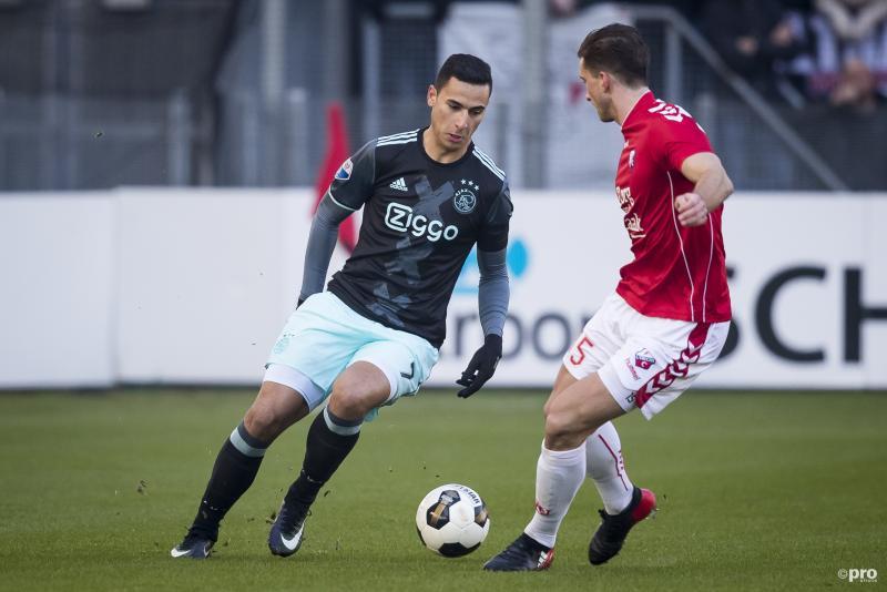 'Ajax en Lille mondeling akkoord over El Ghazi' (Pro Shots / Joep Leenen)