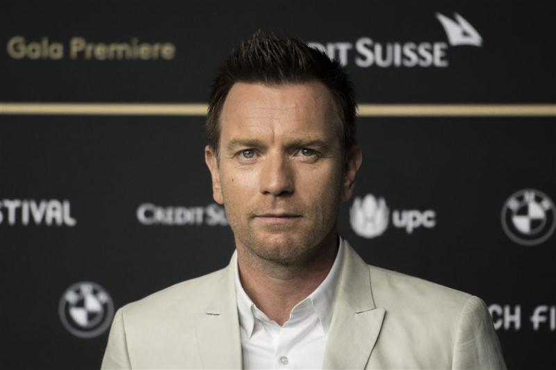 Ewan McGregor skipt interview om Piers Morgan