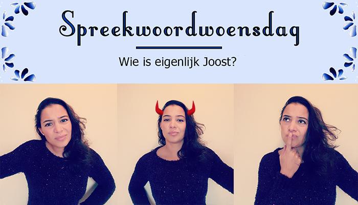 Wie is eigenlijk Joost? (Foto: LeoLucy)