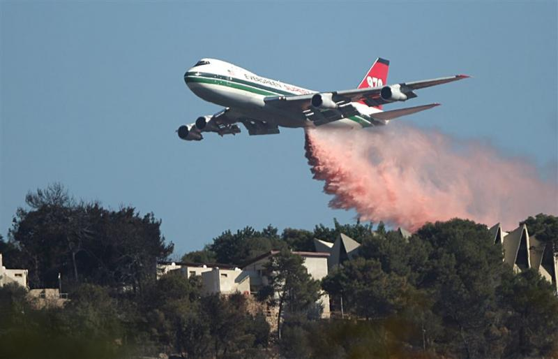 Grootste blusvliegtuig moet Chili redden