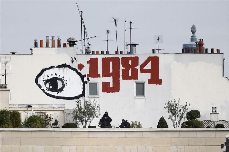 Best verkochte boek bij Amazon: Orwell's 1984