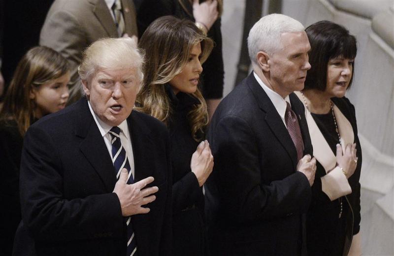 'Twitteraccount Donald Trump onveilig'