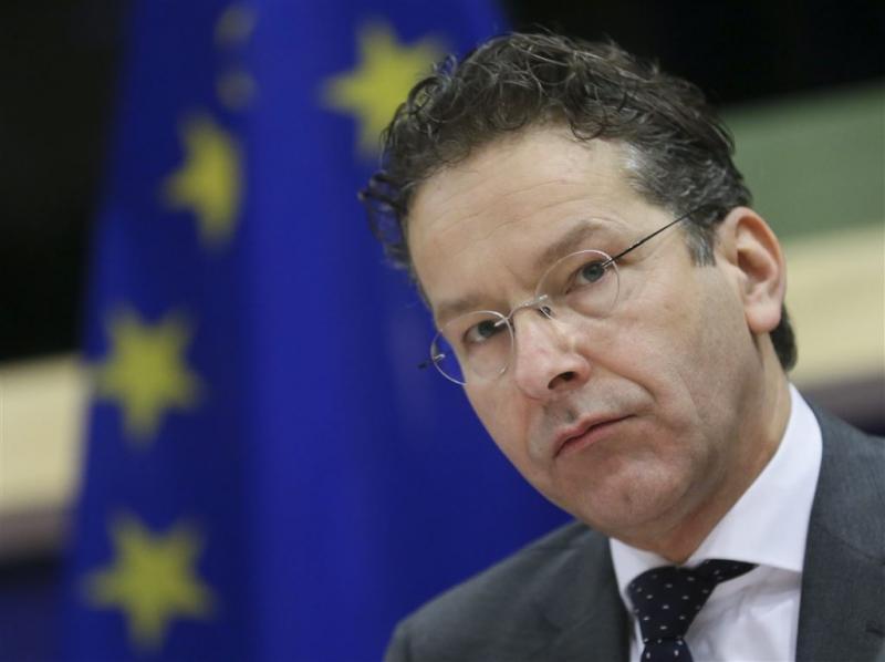 Dijsselbloem wil voorzitter eurogroep blijven