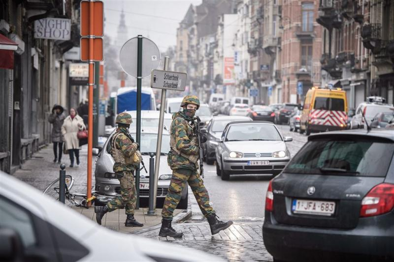Terroristen planden ontvoeringen in België