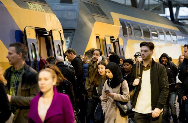 NS voor rechter om overvolle treinen