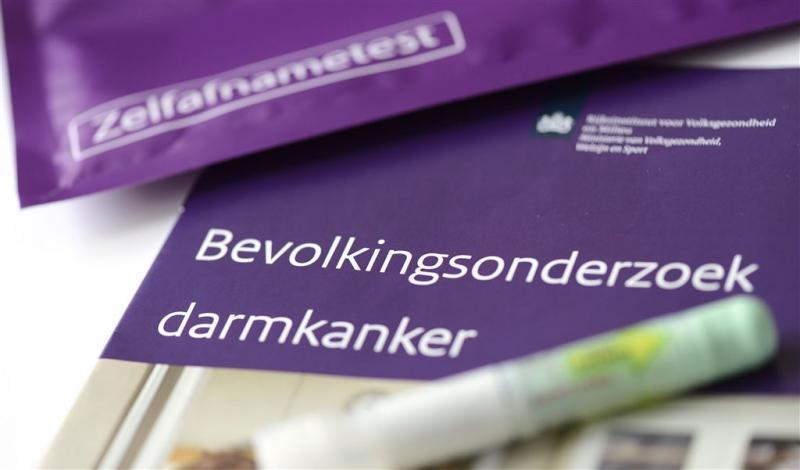 'Bevolkingstest mist gevaarlijke darmpoliep'