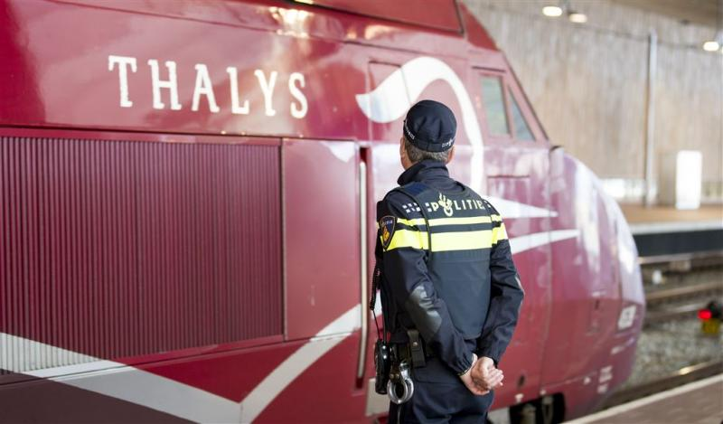 Identiteitscontrole bij Thalys en Eurostar