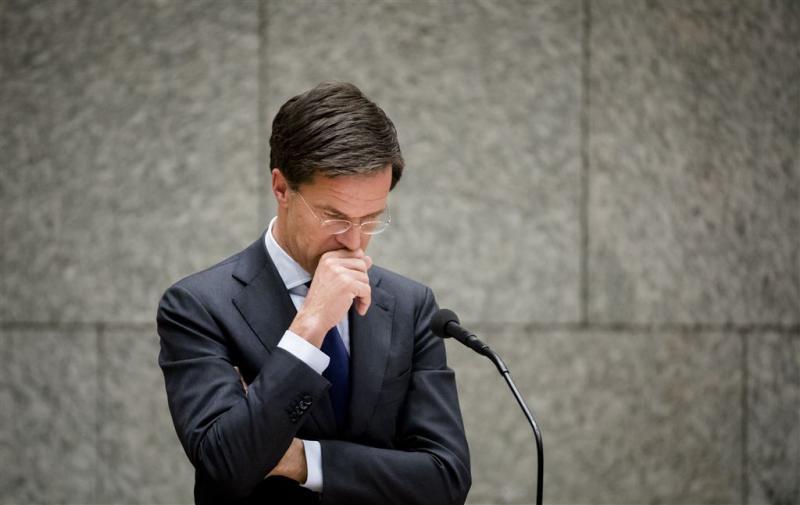 Repliek Rutte op criticasters 'ga weg'