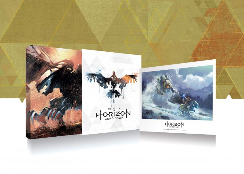 Horizon: Zero Dawn - Art Book (CE)