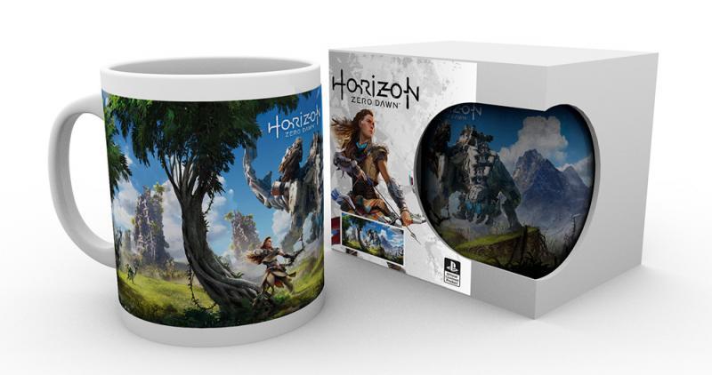 Horizon: Zero Dawn - Mok (Aloy)