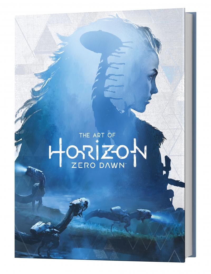 Horizon: Zero Dawn - Art Book