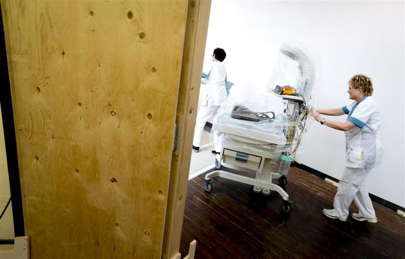 Verhuizing patiënten ZMC is vlot verlopen
