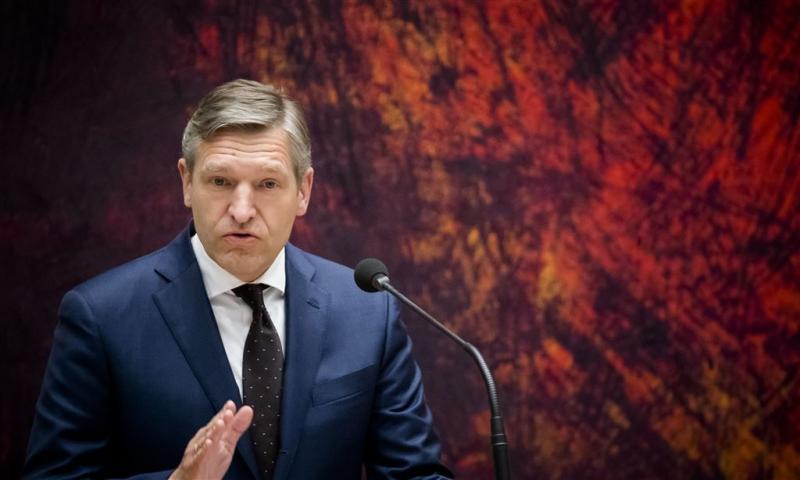 Buma: geen voorkeur voor kabinet met VVD (Foto: ANP)