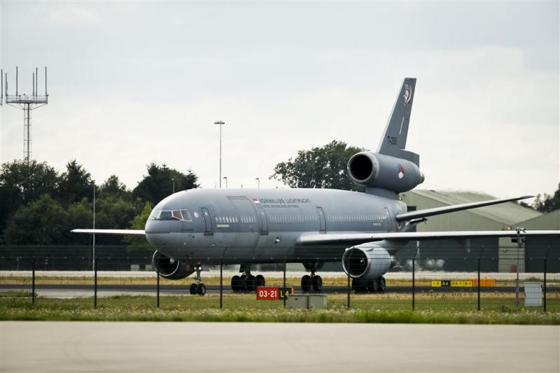 Nederlands tankervliegtuig naar Midden-Oosten