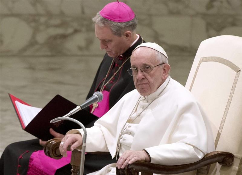 Paus stelt orde op zaken bij Orde van Malta