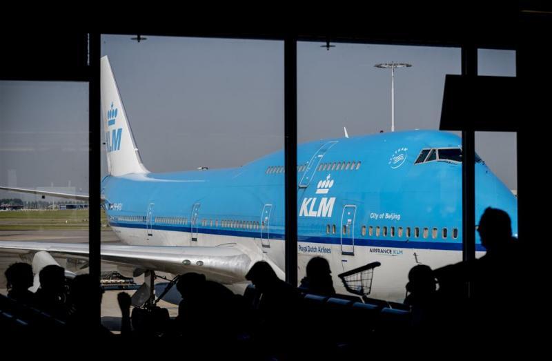 KLM weigert passagiers naar VS