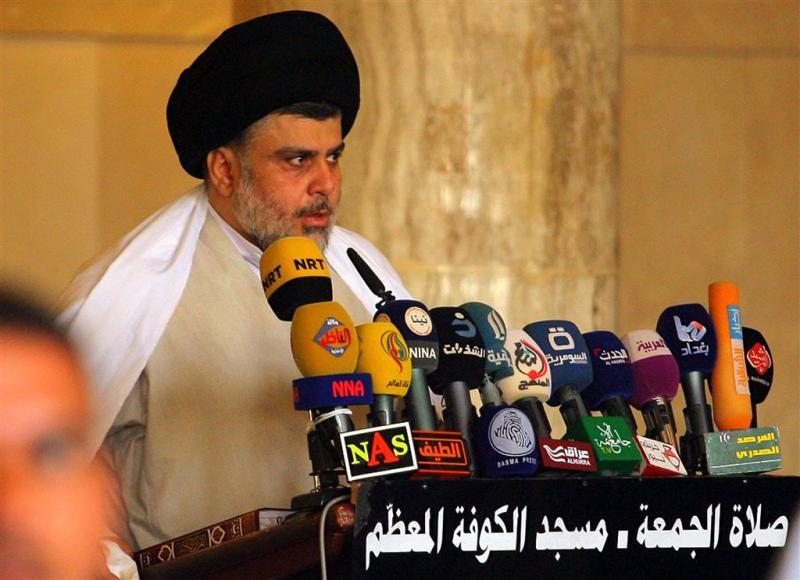 Iraakse geestelijke wil Amerikanen wegsturen