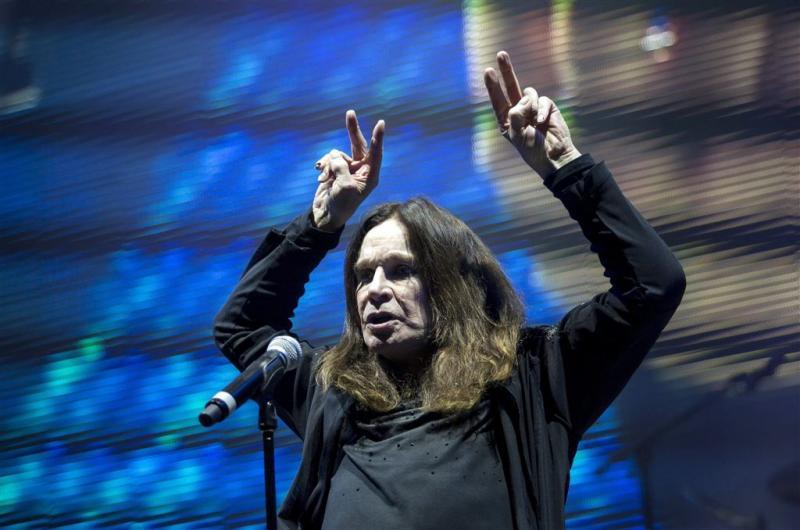 Ozzy Osbourne: 'ik ben niet seksverslaafd'