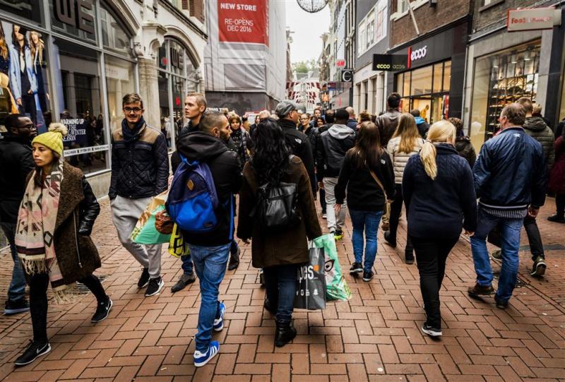 Nederlandse economie houdt opgaande lijn vast
