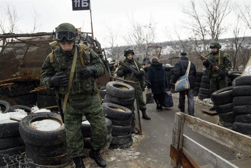 'Kiev ondermijnt bestand Oost-Oekraïne'