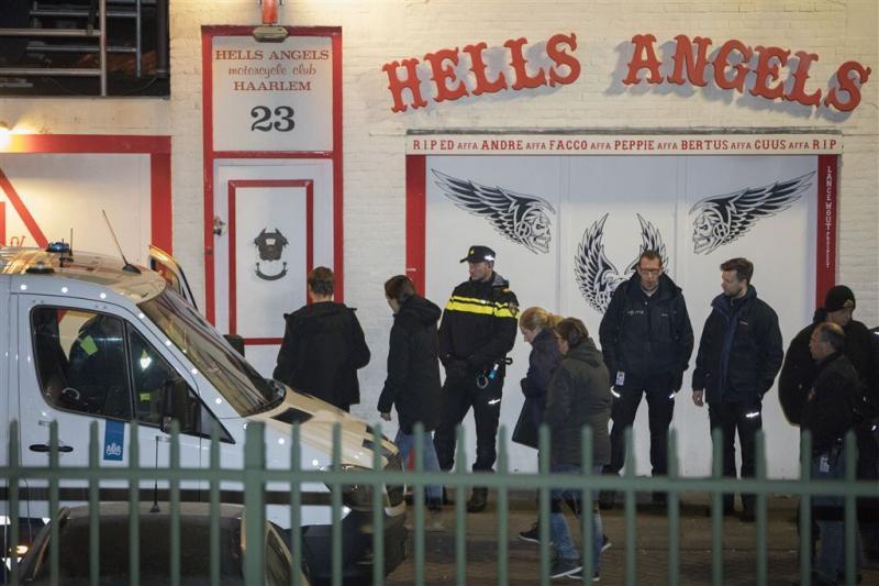 Haarlemse Hells Angels langer vast