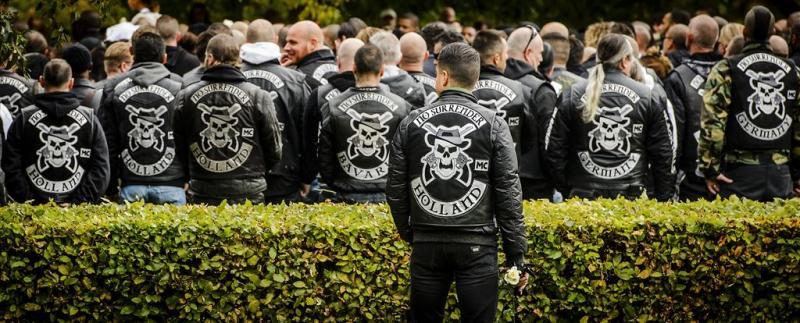 Den Bosch weert motorclubs uit horeca