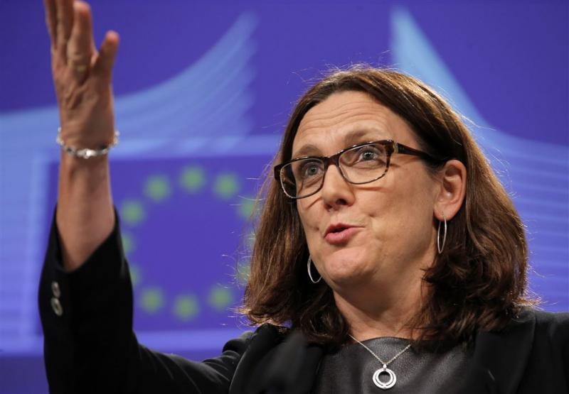 EU en Mexico versnellen handelsgesprekken