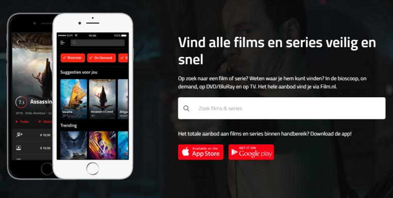 film.nl - kun jij alles legaal vinden?