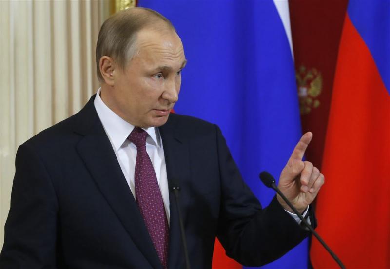 Officieren Rusland beschuldigd van verraad