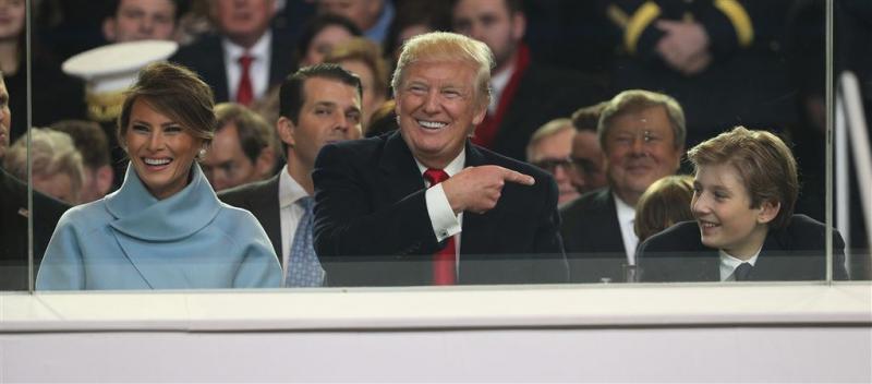 'Melania Trump eind dit jaar naar Witte Huis'