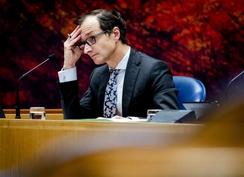 Tweede Kamer: debat over Belastingdienst