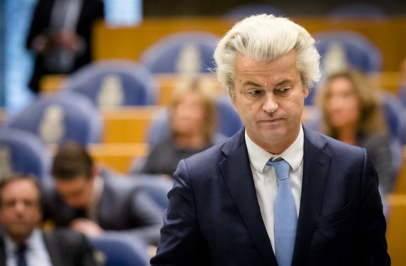 Wilders in slotdebat tegen Asscher en Segers