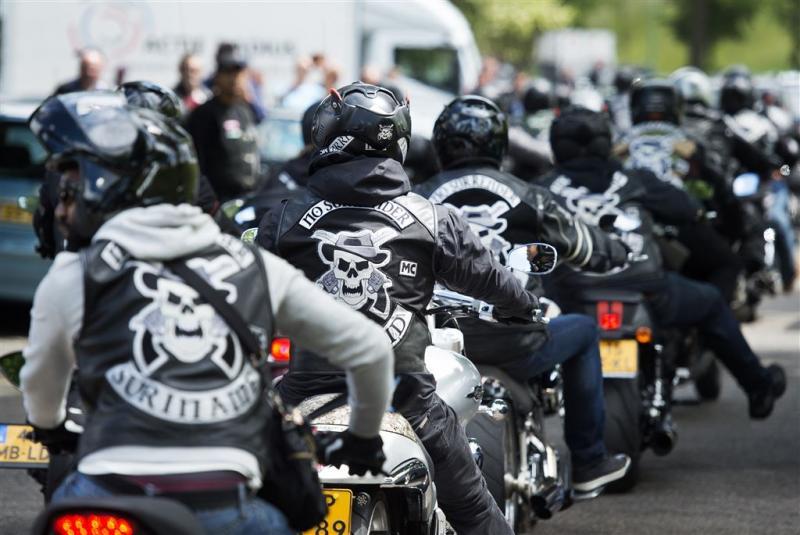 'Veel leden motorbendes willen eruit stappen'