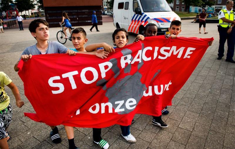 'Landelijke betoging tegen racisme in maart'