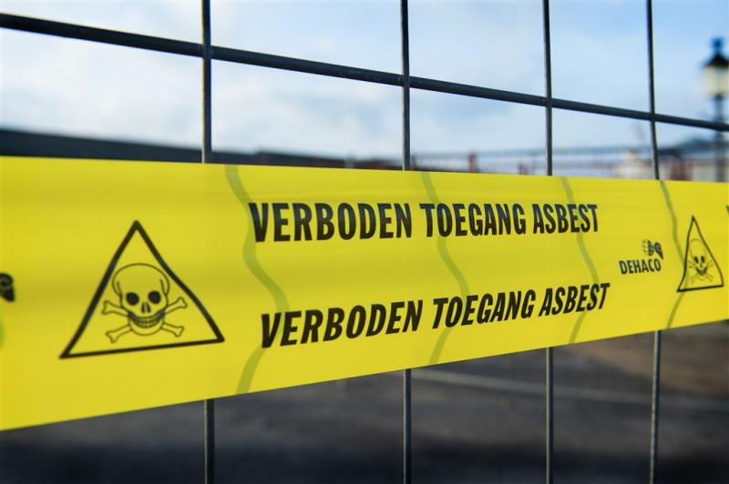 'Slecht beeld over asbestdaken bij gemeenten'