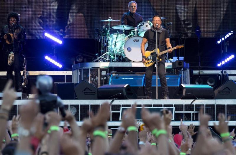Bruce Springsteen schaamt zich als Amerikaan
