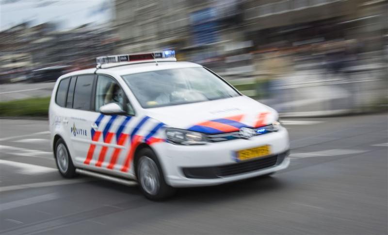 Viertal vast na roekeloze vlucht door Tilburg