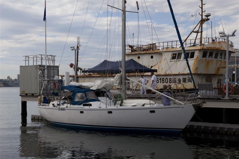 Grote cocaïnevangst voor kust Australië