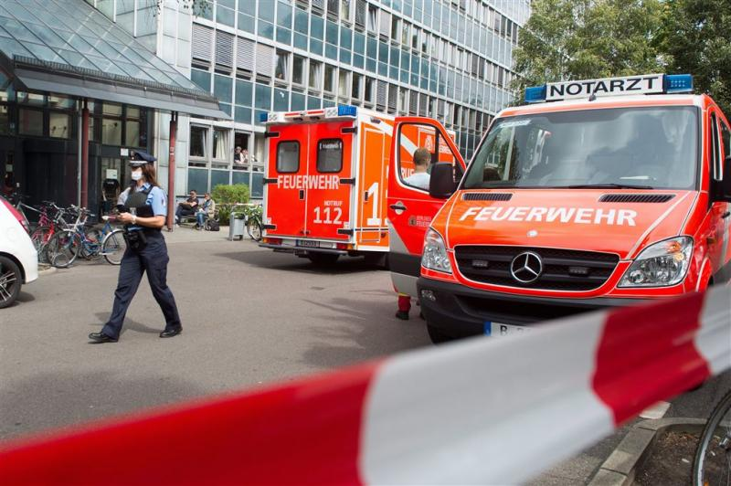 Drie doden na brand in sauna Berlijn