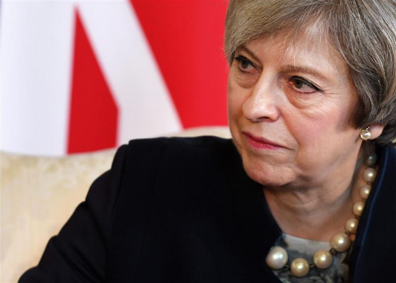 May wil afspraken over EU-burgers in Engeland