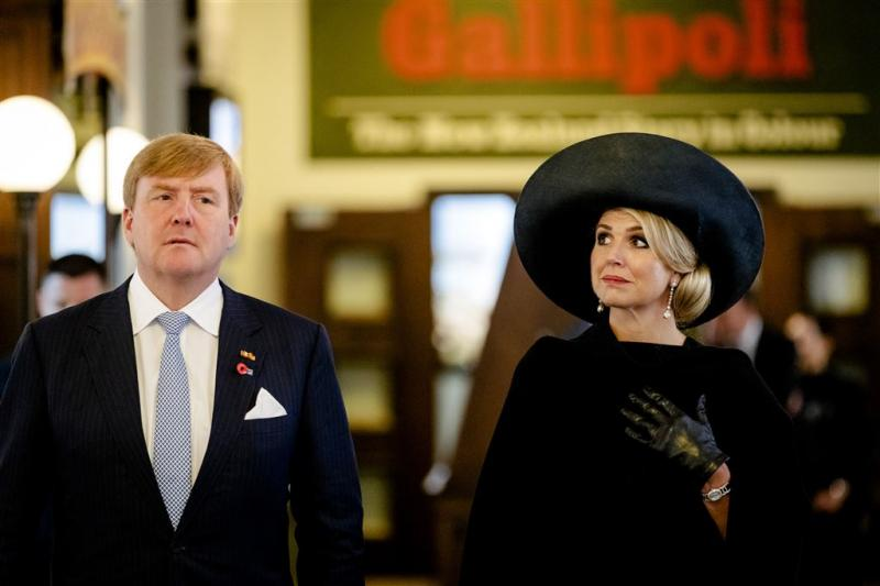Koningspaar begint vijfde Duitslandbezoek